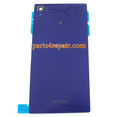 Back Cover with NFC OEM for Sony Xperia Z1 L39H -Purple
