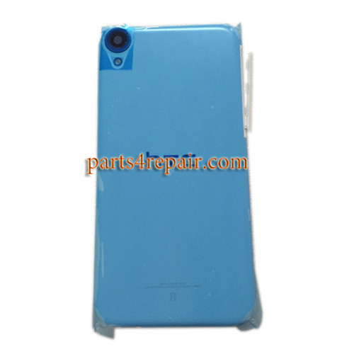 Back Cover with Side Keys for HTC Desire 820 -White