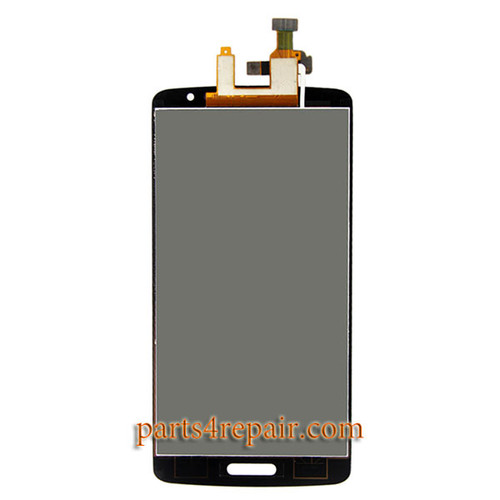 Complete Screen Assembly for LG GX F310L -White