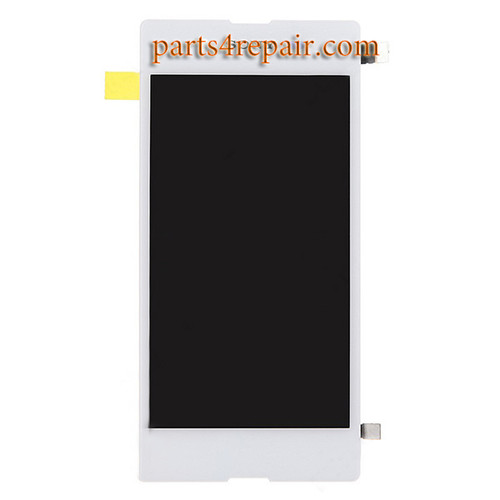 Complete Screen Assembly for Sony Xperia E3 from www.parts4repair.com