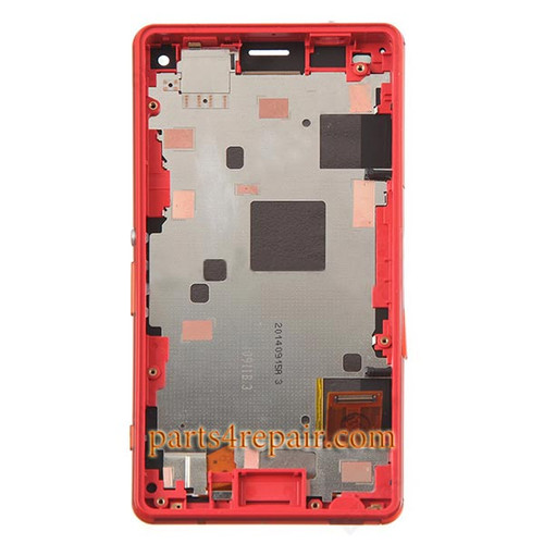 Sony Xperia Z3 mini Digitizer and LCD Screen Assembly