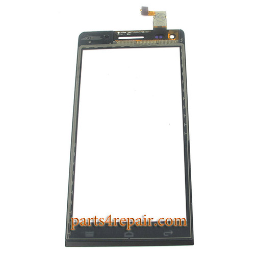 Touch Screen Digitizer for Huawei Ascend G6 -Black