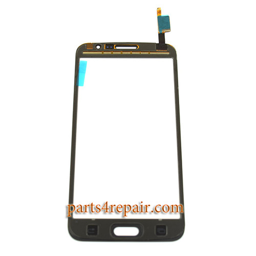 Touch Screen Digitizer for Samsung Galaxy Grand Max G7200 -Black