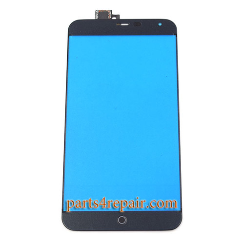 Touch Screen Digitizer for Meizu MX4 -Black