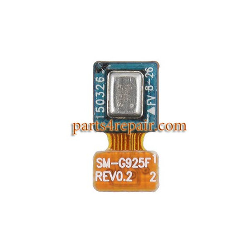 Microphone Flex Cable for Samsung Galaxy S6 Edge from www.parts4repair.com