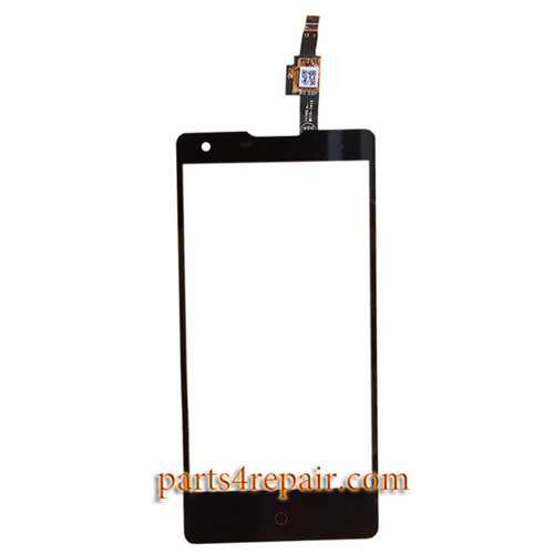 Touch Screen Digitizer for ZTE Nubia Z5 mini NX402 -Black