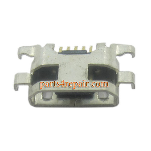 Dock Charging Port for Motorola Moto G2  XT1064 from www.parts4repair.com