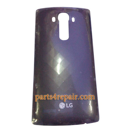Back Cover with NFC for LG G4 -Gray