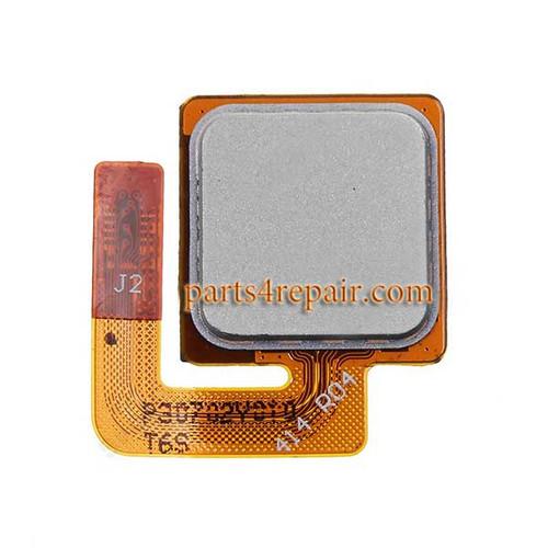 Fingerprint Sensor Flex Cable for HTC One Max from www.parts4repair.com