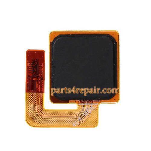 Fingerprint Sensor Flex Cable for HTC One Max -Black