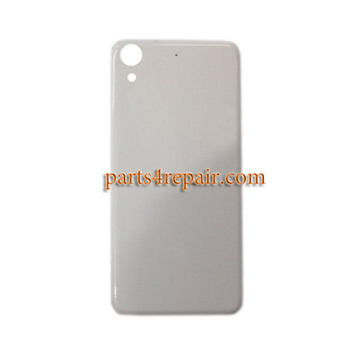 Back Cover for HTC Desire 626 -White