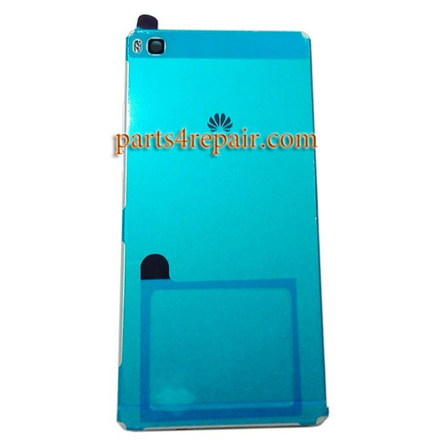Back Cover with Side keys for Huawei P8 from www.parts4repair.com