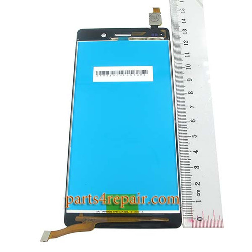 Complete Screen Assembly for Huawei P8lite -White