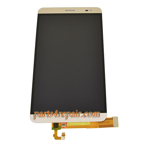 Complete Screen Assembly for Huawei Mediapad X2 from www.parts4repair.com