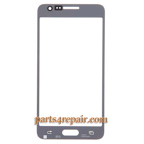 Front Glass OEM for Samsung Galaxy A7 SM-A700 -Gold
