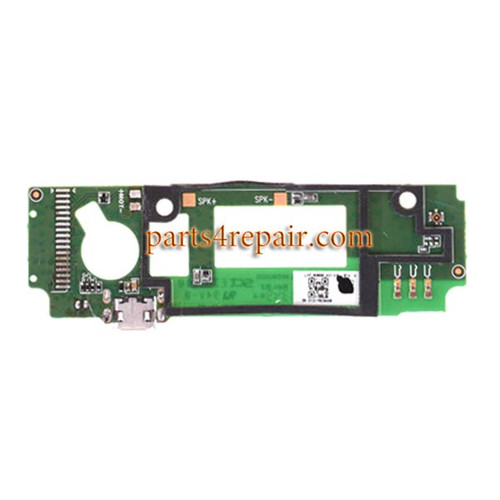Dock Charging PCB Board for Lenovo A880 from www.parts4repair.com
