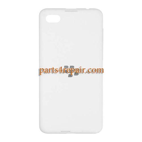Back Cover for BlackBerry Z30 (4G Version) -White