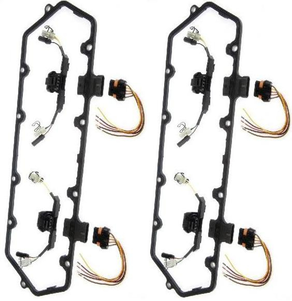 615_202_DUALvalve_cover_gasket_71029.1363116372.1280__91177.1363281390?c=2 dorman 94 97 ford dual valve cover gasket with fuel injector wiring harness for fuel injection at readyjetset.co
