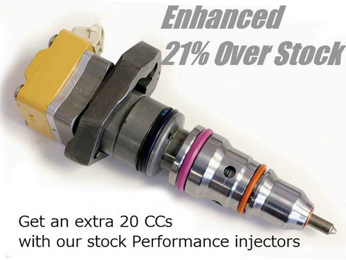UDP Injectors 21% Enhanced Stock Injectors Ford 7.3L Powerstroke 1994.5-1997