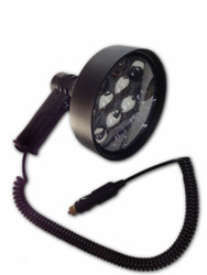 Handheld LED High-Power Marine Spotlight