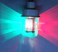 LED Tri-Color Navigation Light