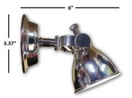 Classic Style Bulkhead Bayonet LED Reading Light (FX-RD-BA)