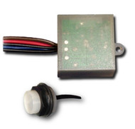 12VDC Dusk-to-Dawn Photocell Switch with Remote Sensor