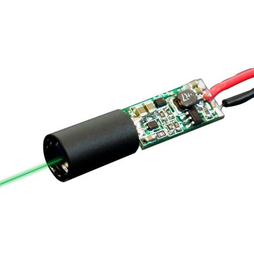 VLM-520-51 LPT, Direct Green Laser Module, Non-DPSS Green Dot Laser module, Wavelength: 520nm, Class II