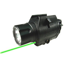 BEAMSHOT GB8800S Green Laser Combo with strobe function (*Battery and Nylon Case Included.)
