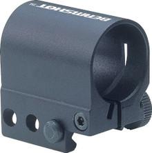 Beamshot M1 for 3/4 inch Diameter Laser Sight/Flashlight Rail Mount System, Black