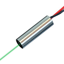 VLM-520-52 LPA, Direct Green Laser Module, Non-DPSS Green Dot Laser module, Wavelength: 520nm, Class IIIa