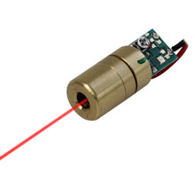 Quarton Laser Module- VLM-635-02 Industrial Use Red Dot Laser, Wavelength: 635nm