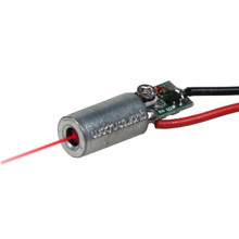 Quarton Laser Module VLM-650-04 ECONOMICAL DOT LASER, Wavelength: 650nm