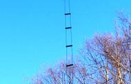 200 Foot W7FG True Ladder Line Open Wire Feed Line