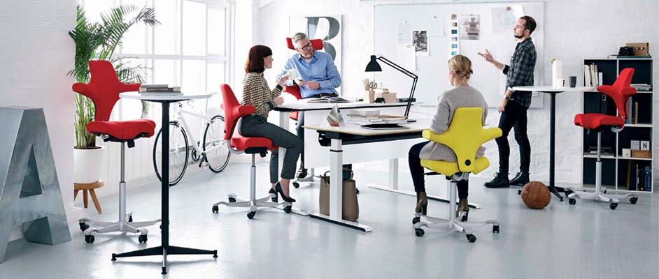 Modern & Ergo Contemporary Office Furniture