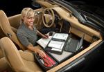 Auto Exec GripMaster Car Desk (AEGrip-01)
