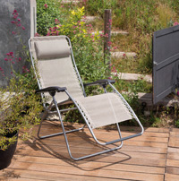 Lafuma Zero Gravity Recliner Chair