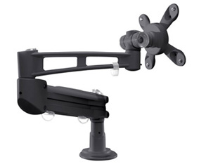 Sit Stand Desk Mount/ Monitor Arm