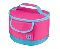 Zuca Lunchbox Pink/Blue
