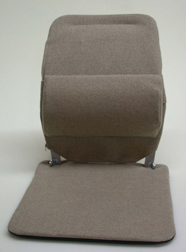 Sacro Ease BRSM Standard, Back & Seat Cushion For Car