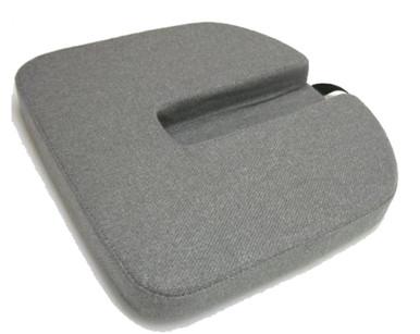 Sacro Ease Executive RX Coccyx Cutout Chair Cushion By McCart's