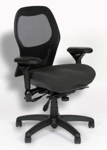 BodyBilt Sola Ergonomic Mesh Back Office Chair J2607