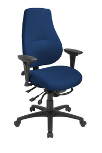 Customize ergoCentric myCentric Chair with Seat Size, Air Lumbar & Memory foam Seat to fit your Back Comfort need
