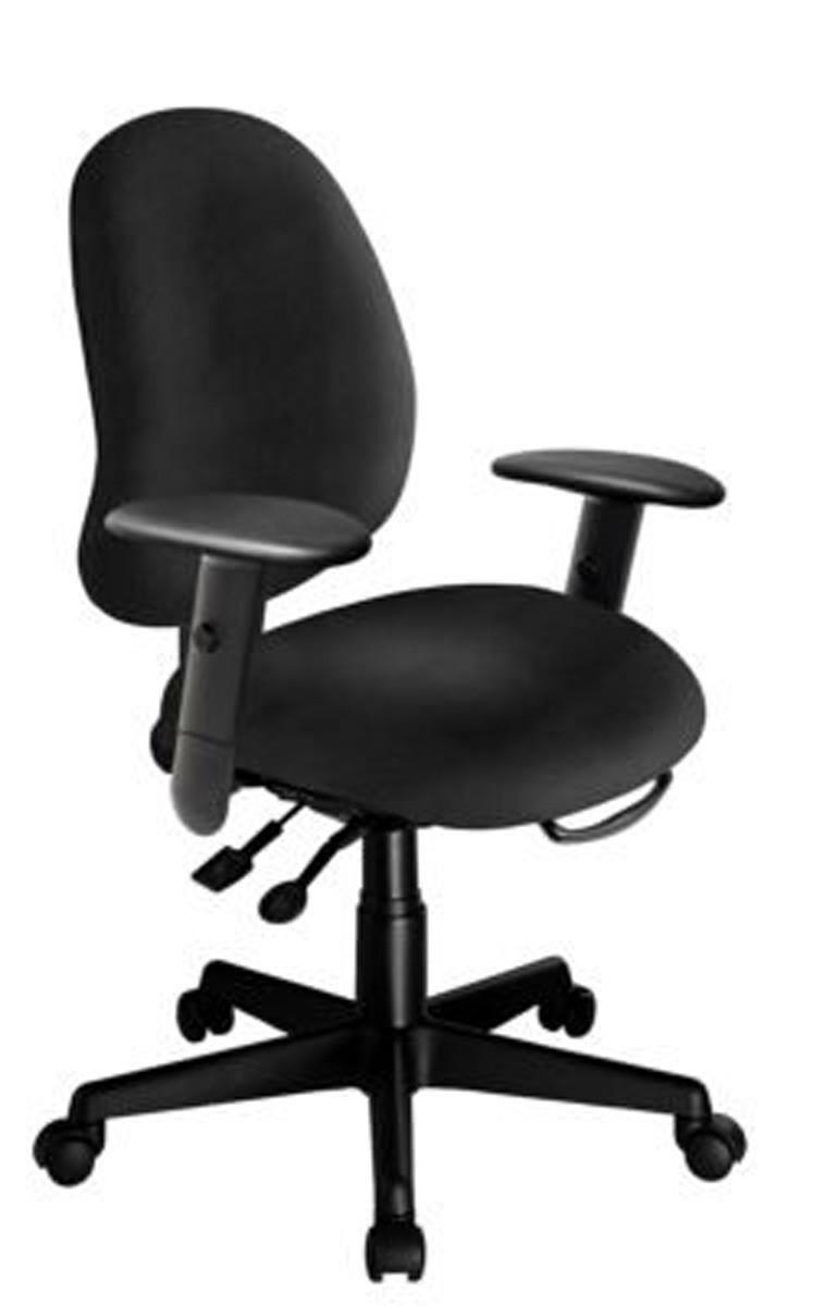 Ergocentric Saffron R Petite Work Chair Healthy Posture