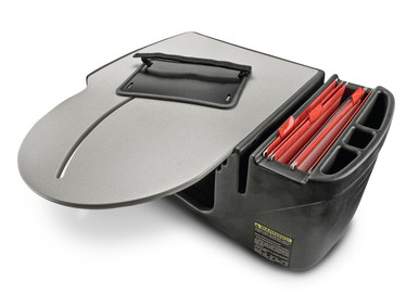 AutoExec RoadMaster Truck Desk w/ Power Inverter (RoadTruckSuper-01)