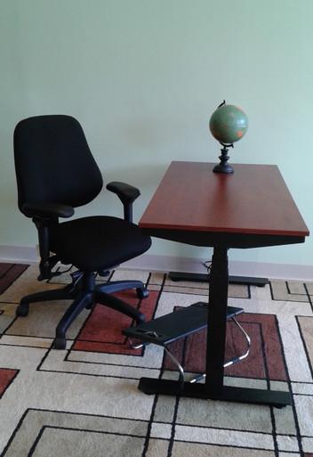 BodyBilt Petite High Back Ergonomic Executive Chair J2406