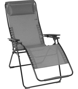 Lafuma Futura XL Zero Gravity Relaxation Chair, Graphite