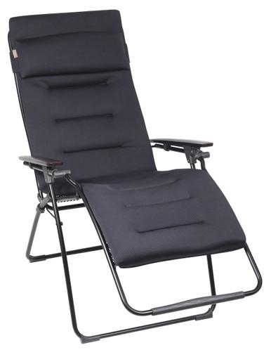 lafuma futura air comfort zero gravity chair acier cushion healthy posture store. Black Bedroom Furniture Sets. Home Design Ideas