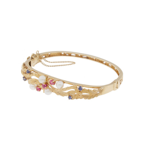 home natural loading jewels bangle garnet silver zoom bangles ruby sterling gemstone bracelet