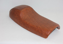 27.5 inches brown seat